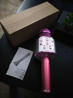 Wireless Karaoke Mic for Sale in Lakeside, CA