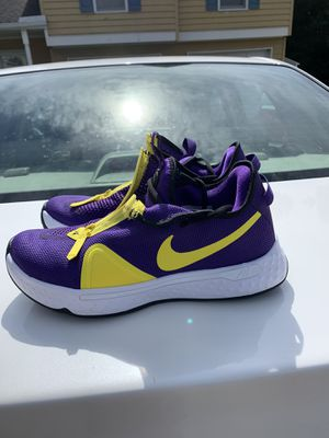 MEN'S NIKE PG 4 PCG BASKETBALL SHOES/ Size 11.5 for Sale in Lawrenceville, GA