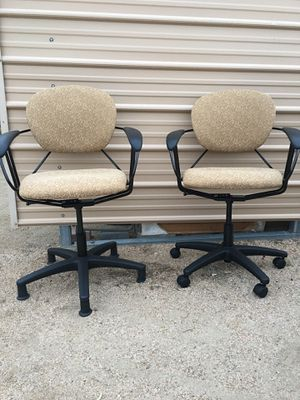NEW OFFICE CHAIRS STEELCASE 4 AVAILABLE for Sale in Laveen Village, AZ