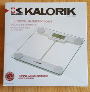 Electric bathroom scale for Sale in South Gate, CA