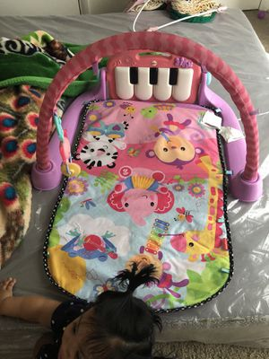 Baby toy and high chair for Sale in Lanham, MD