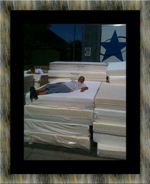 Queen soft mattress with boxspring for Sale in Alexandria, VA