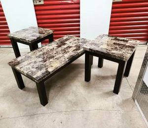 Coffee Table Set for Sale in Bladensburg, MD