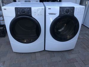 Washer and electric dryer for Sale in San Marcos, CA