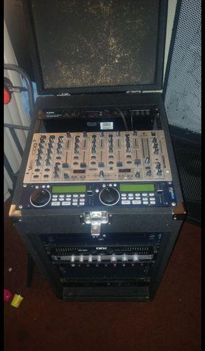 Caja de equipo para dj for Sale in Santa Ana, CA