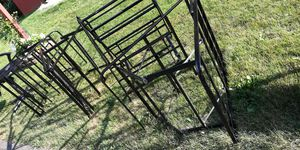 Foldable Steel Bed Frame for Sale in State College, PA