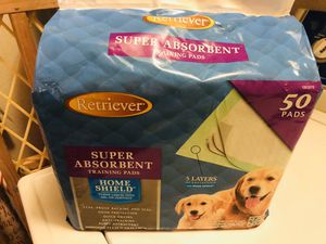 Training Dog Pee Pads for Sale in Encinal, TX