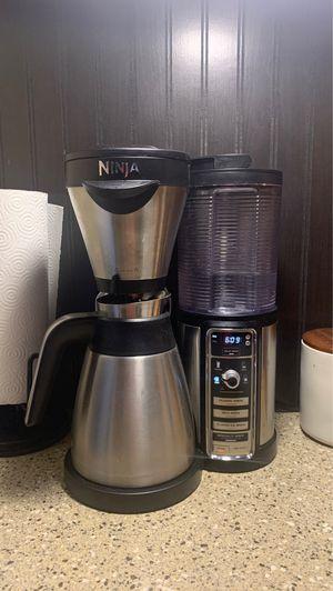 Ninja coffee maker for Sale in Victoria, TX