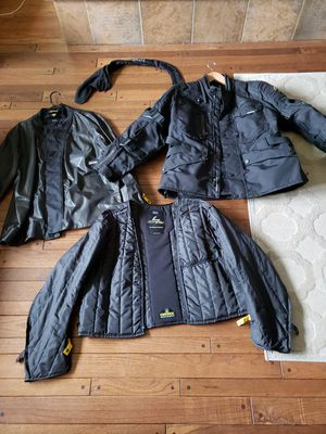 Motorcycle Scorpion Jacket for Sale in Frederick, MD