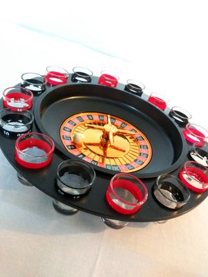 Roulette Drinking Game for Sale in Buffalo, NY