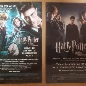 Harry Potter And Order of The Phoenix Postcards for Sale in Phoenix, AZ