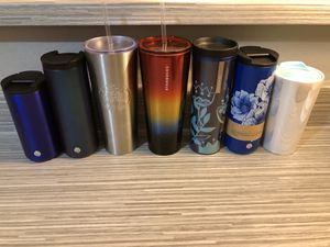 New Starbucks Tumblers & Mugs for Sale in Phoenix, AZ