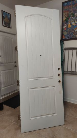 Wood Front Door for Sale in Miami, FL