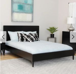Queen Bed Frame & Headboard for Sale in New York, NY