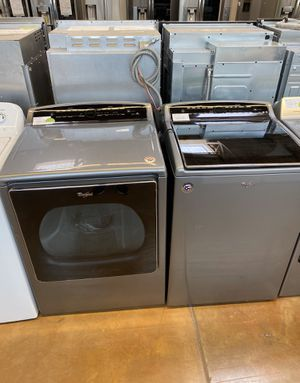 Top load washer and dryer sets available at discount for Sale in West Covina, CA
