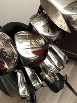 Golf Club Set Golden Bear for Sale in Sherman Oaks, CA