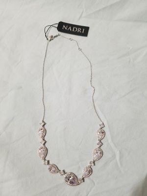New nadri costume jewelry necklace for Sale for sale  Phoenix, AZ