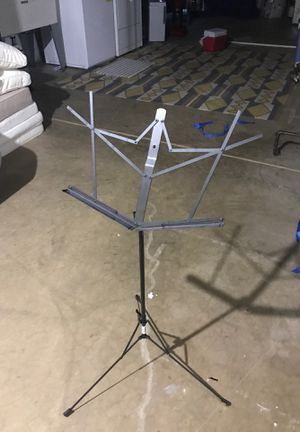 Music stand for Sale in Naperville, IL