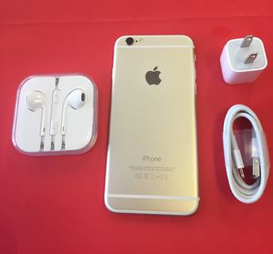 IPhone 6 (64 GB) Excellent Condition With Warranty for Sale in Arlington, MA