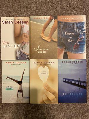 Assorted Sarah Dessen books for Sale in Tucson, AZ