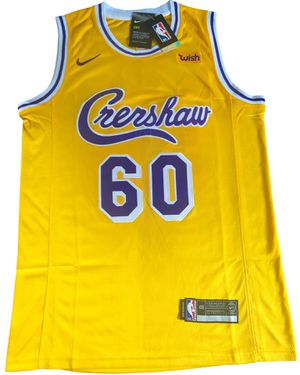 Limited Edition Nipsey Hussle Crenshaw Jersey Size L for Sale in Springdale, MD