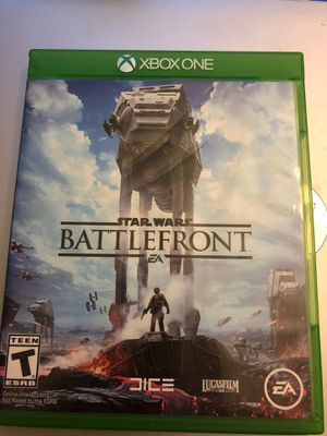 Star Wars Battlefront (Xbox One) for Sale in Huntington Beach, CA
