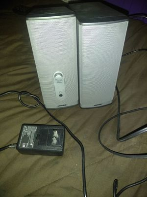 Bose campanion 2 series II speakers for Sale in Nashville, TN