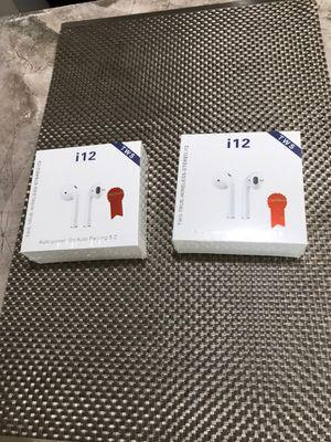 i12 Airpod Style Headphones for Sale in Phoenix, AZ