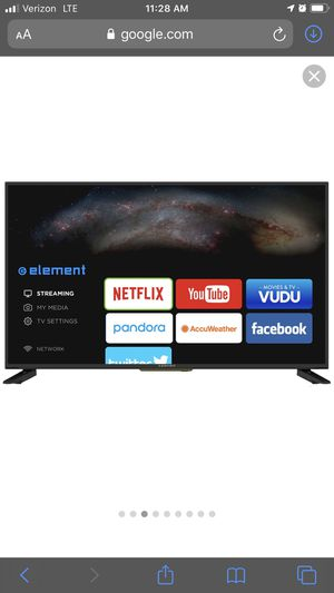Element 40 inch smart TV for Sale in Bluffdale, UT