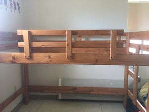 Bunk bed No Mattresses!!! for Sale in Cleveland, OH