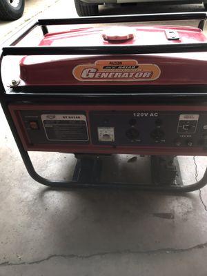 Alton 3500 watt generator for Sale in Hoffman Estates, IL