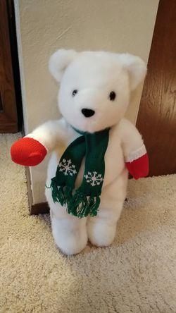 Stuffed Toy Polar Bear for Sale in Snohomish,  WA