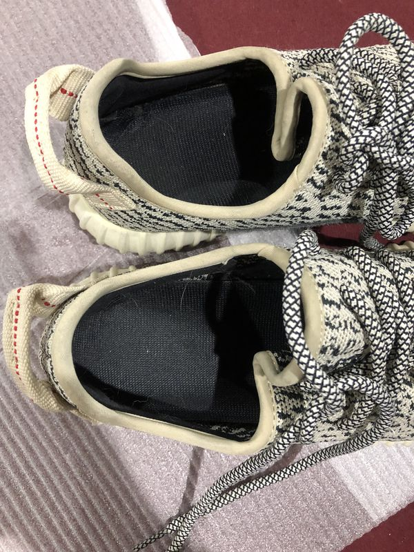 """805175918fd86 Adidas Yeezy v1 """"Turtle Dove"""" size 8.5  UA  """"8 10 condition"""" for ..."""