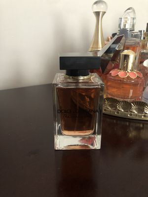 Authentic Dolce and Gabbana perfume for Sale in Raleigh, NC