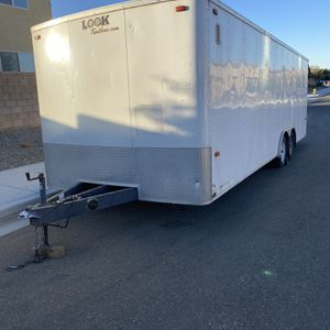 8.5X24 Look Trailer for Sale in Adelanto, CA