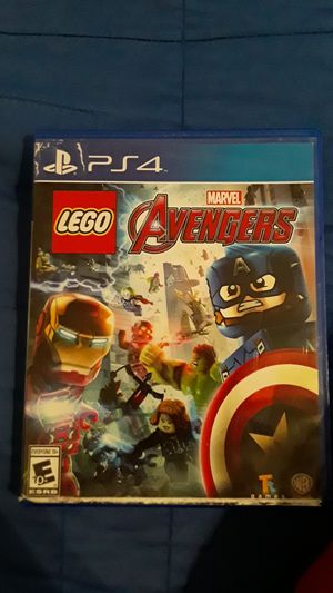 Lego Avengers Ps4 for Sale in Lake Forest, CA