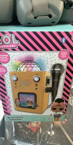 Lol doll Karoke Machine for Sale in Portland, OR