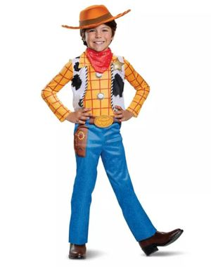 Kids' Disney Toy Story Woody Halloween Costume medium 8-10 for Sale in Lincoln Acres, CA