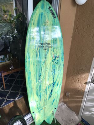 FISHTAIL SURFBOARD 🌴🌊🌴🌊 for Sale in Boynton Beach, FL
