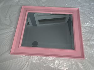 Wall Mirror - Pink for Sale in Boston, MA