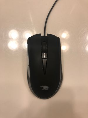 iBUYPOWER Zeus E2 3200 dpi PC Computer USB Wired Optical Gaming Mouse LED lights for Sale in Katy, TX