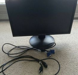Monitor ( View Sonic VA2223wm-3 ) for Sale in Duluth,  GA