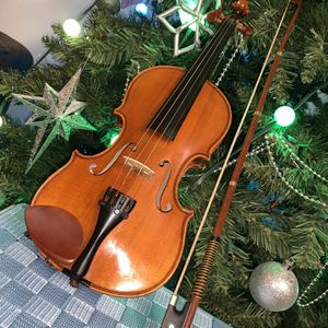 1/4 Size Scotti Kids Violin Hand Made Excellent for Sale in Lynnwood, WA