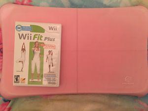 Wii Fit Plus w/ Board. for Sale in Fairfax, VA