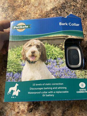 Brand New Dog Bark Collar for Sale in Alafaya, FL
