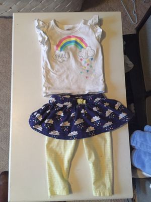 9m adorable rainy day outfit for Sale in Everett, WA