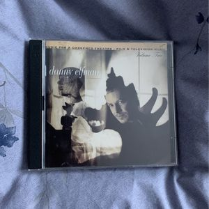 Danny Elfman: Music For A Darkened Theatre - Film & Television Music Vol. 2 for Sale in San Marino, CA