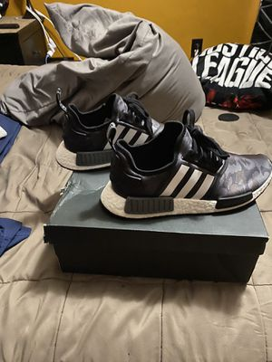 Adidas x Bape shoes (size 9.5) for Sale in Miami Gardens, FL