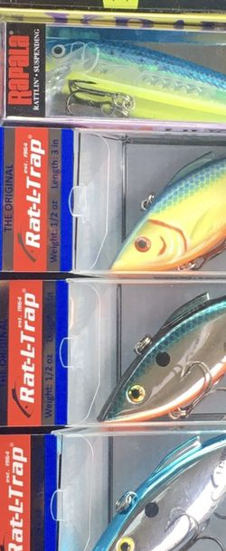 9 Bass Fishing Lures for Sale in Fresno,  CA