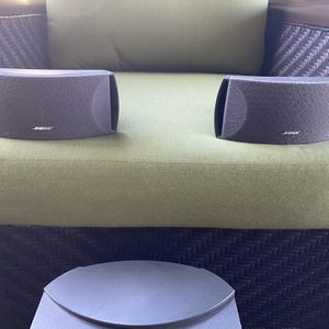 Bose CineMate home theater stereo speaker system for Sale in San Diego, CA